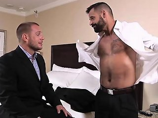 Hans Shows His New Husband What He Can Do With Him In Bed Drtuber